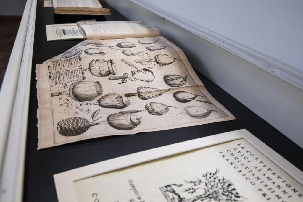 Bacheche del Garum, il BiblioMuseo della Cucina