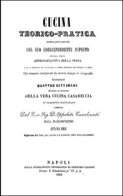 Cavalcanti, 1865
