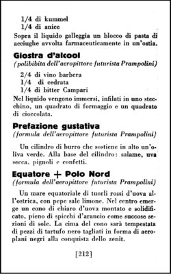 La Cucina Futurista, 1932 2