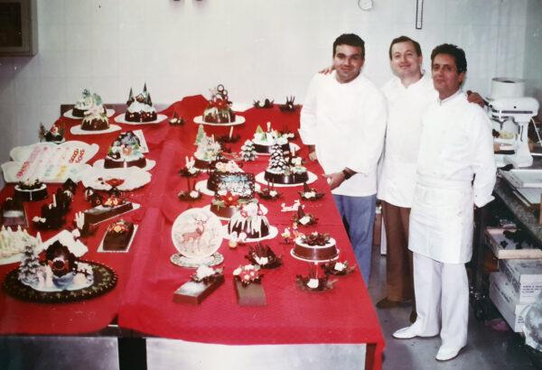 Primo corso di decorazione, speciale Natale con Graziano Giovannini e Vittorio Borgonovo, 1985