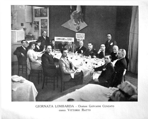 La Giornata Lombarda del Panorama Gastronomico Italiano