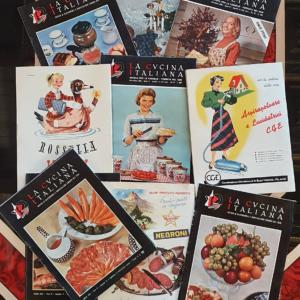 La Cucina Italiana, don. Capriati